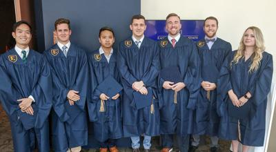Etsu Graduation 2020.Etsu Pharmacy Students Earn Dual Degrees Education News