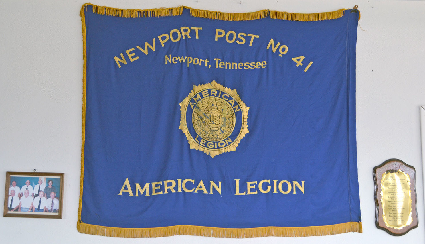 Us Area Code Michigan%0A American Legion banner