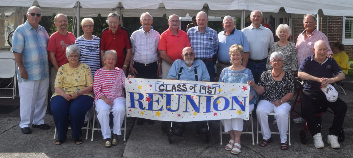CCHS Class of 1957 celebrates 62 years