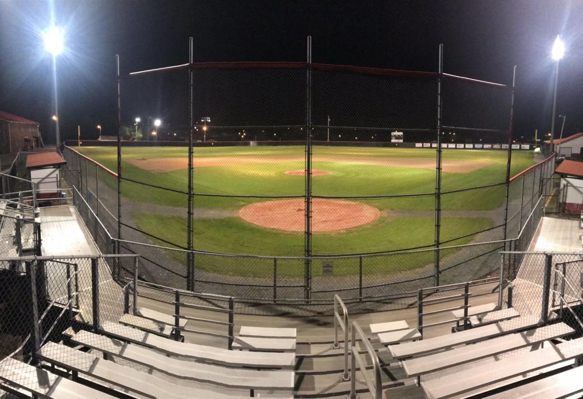 CCHS baseball complex