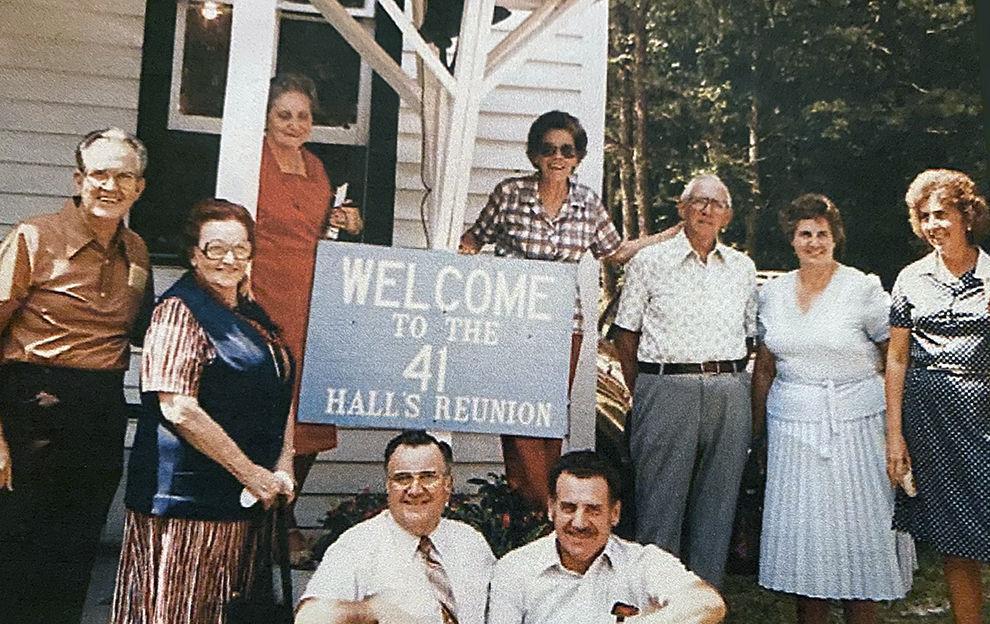 Hall Reunion