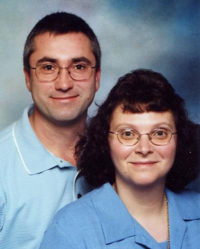 Anthony and Marcie Stokely