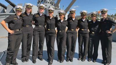 Recognizing female veterans