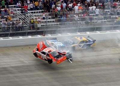 Joey Logano Still Identified With 2009 Wreck At Dover Sports