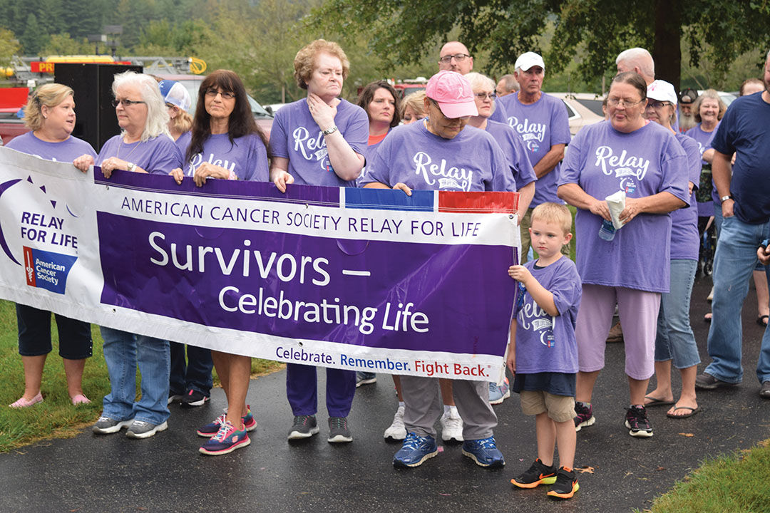 Big Sandy Relay for Life  honors those who fight cancer
