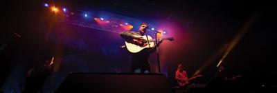 Tyler Childers' shows  mark first for Arena