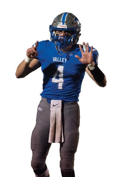 Shelby Valley's Dalton Meade