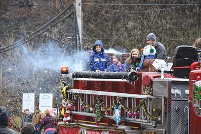 Pikeville celebrates Christmas