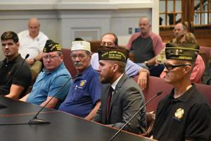 PCFC supports local veteran's platform