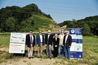 Gov. Matt Bevin, KYTC announce $70M construction project to continue Mountain Parkway expansion