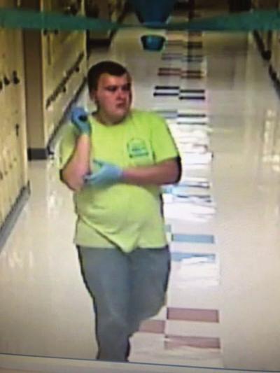 Officials: Man broke into local school