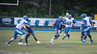 Meade leads Wildcats to 44-22 win to open season