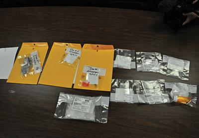 Meth, ecstasy seized in Pikeville drug bust | News | news