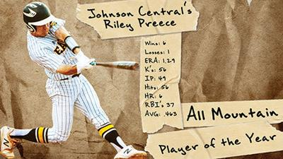 Baseball player of the year