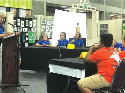 Pike County 4-H students dominate Kentucky State Fair competitions
