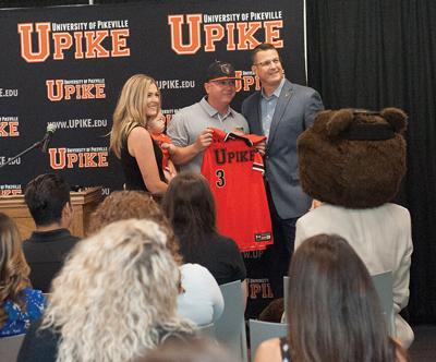 UPike introduces new baseball and tennis coaches