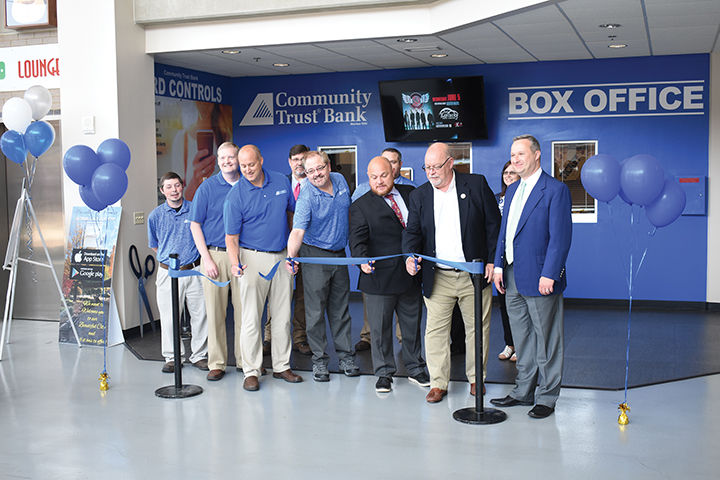 Expo officially becomes Appalachian Wireless Arena