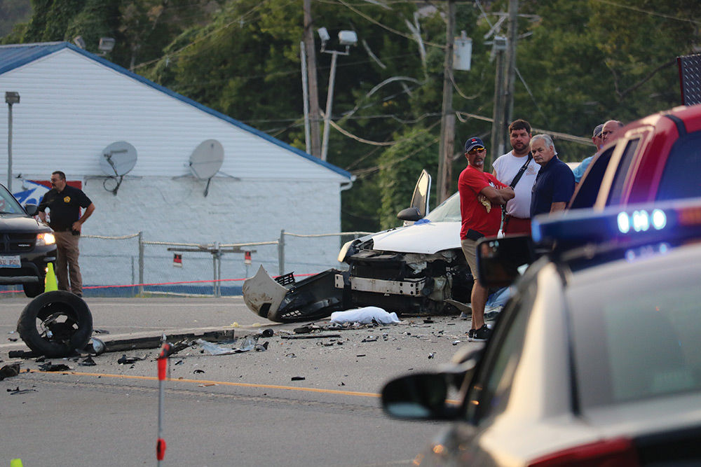 Pike woman charged with DUI in fatal crash