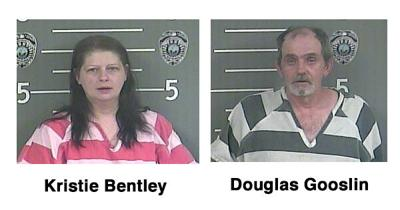 Duo charged with violating, stealing from graves
