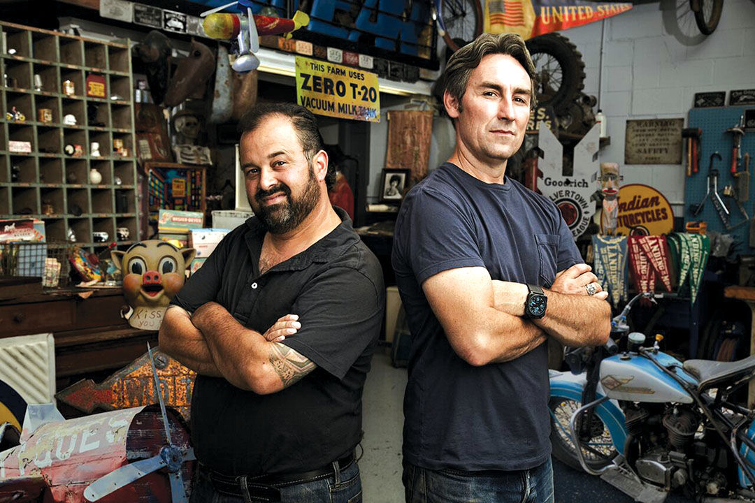 American Pickers to Film in Kentucky