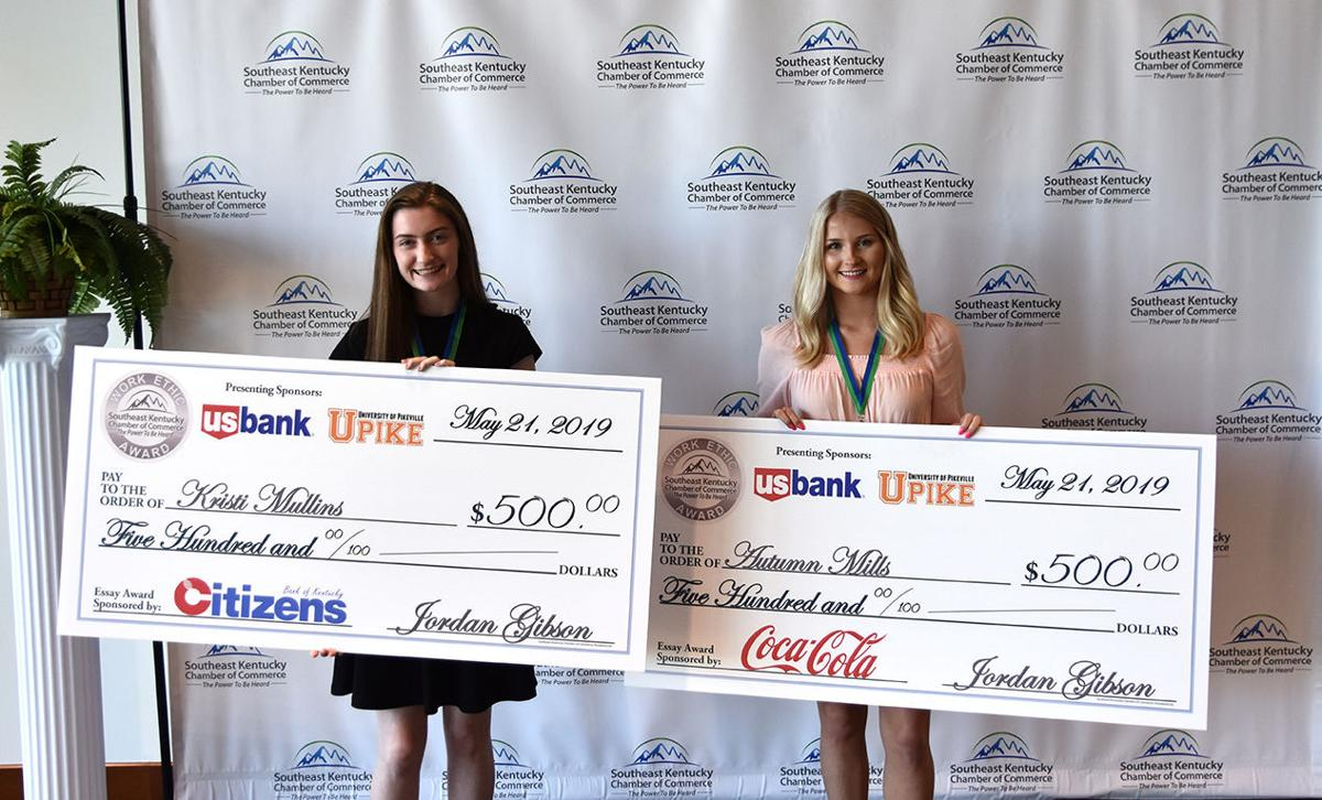 Students honored during Work Ethic Award banquet | Everyday Living