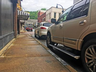 Pikeville suspends tire-marking in parking enforcement