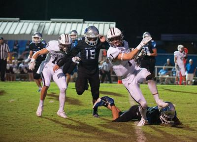 Panthers hold on for 9-8 win over Paintsville