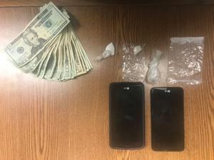 PPD: Paroled drug dealer found with coke, meth
