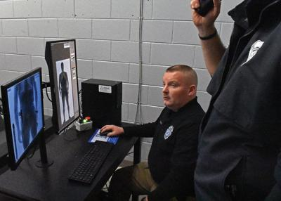 Morris: Full-body scanner 'best purchase county has made' | Top News