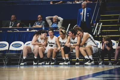Sweet 16: Pikeville Falls at Rupp