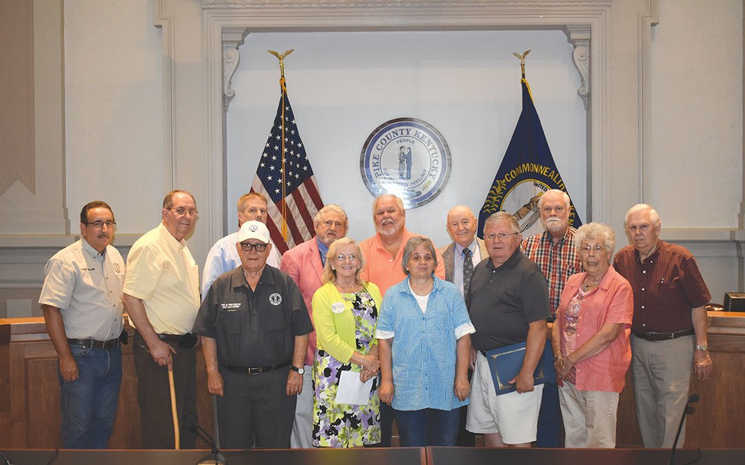PRIDE board honors fiscal  court for continued support