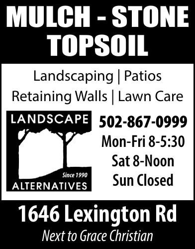 Landscape Alternatives