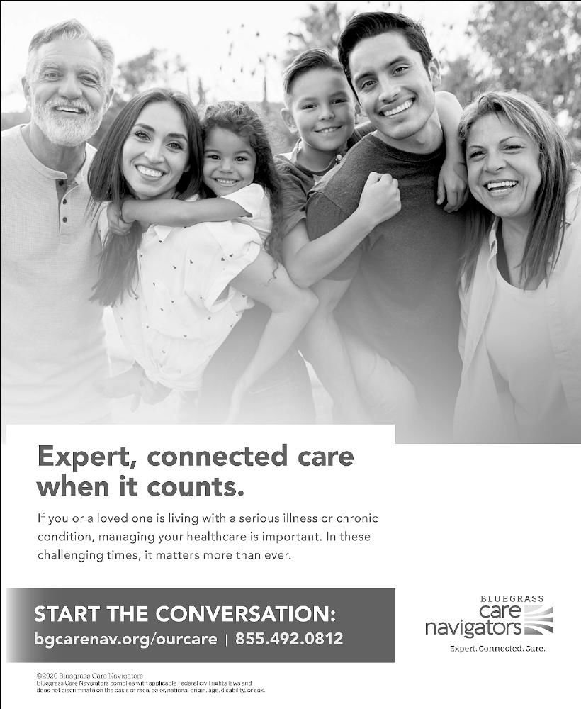 Bluegrass Care Navigators
