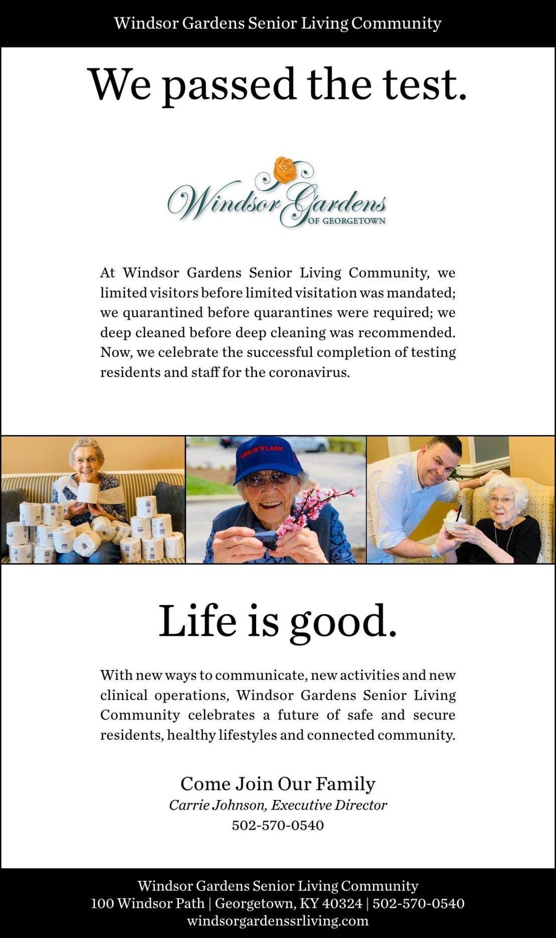 Goodworks Unlimited Windsor Gardens