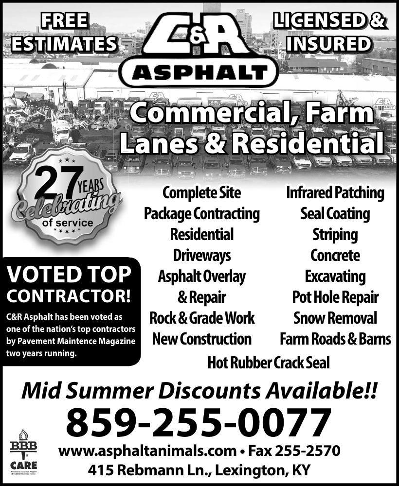 C&R Asphalt