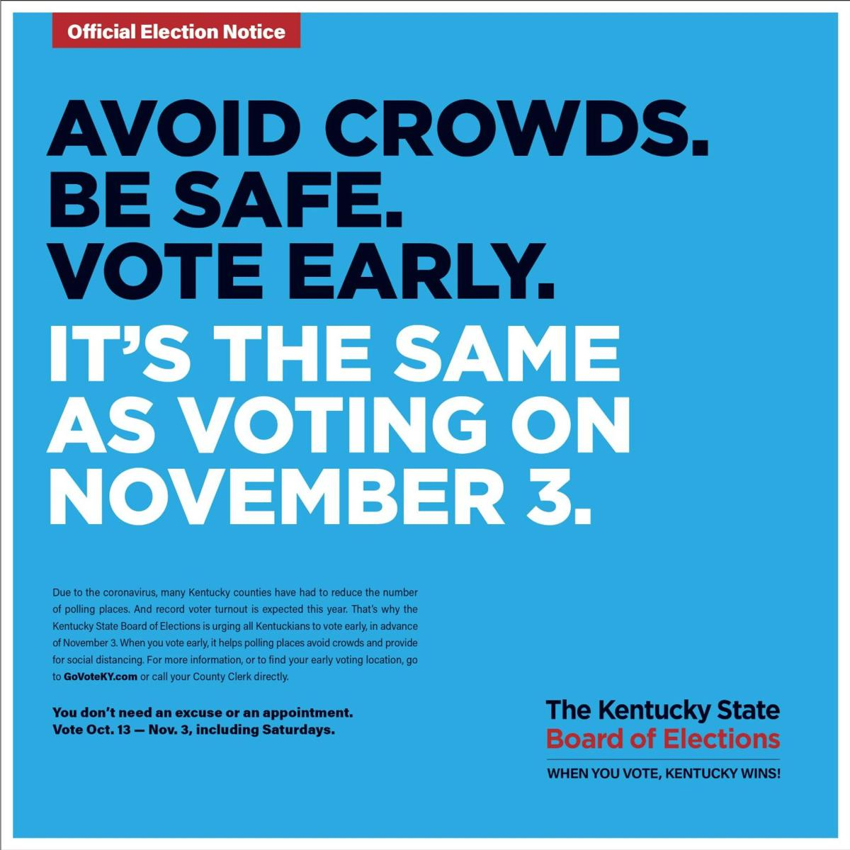 Ky State Board of Elections