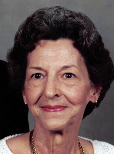 Mary Evelyn Hale Bratton