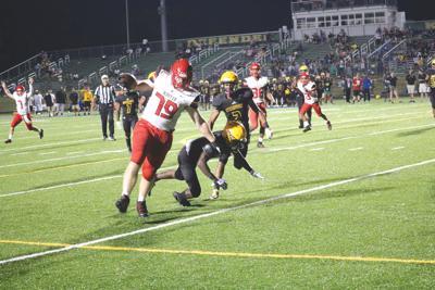 Big guy touchdown