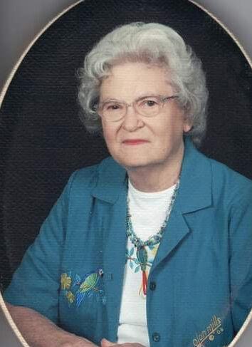 Betty Jean Robey