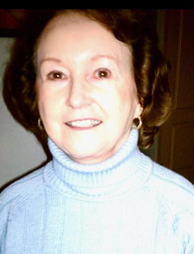 Shirley Frances (Bowman) Perrett