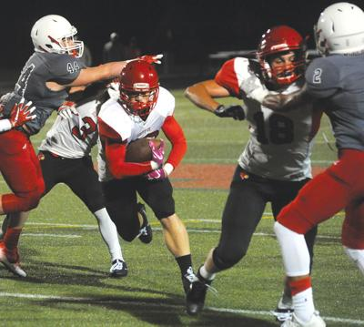 H S  Football: SCHS greets mighty Moeller | Sports | news