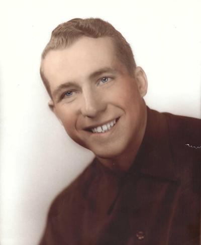 """Hubert M. """"Hootie"""" Wagoner"""