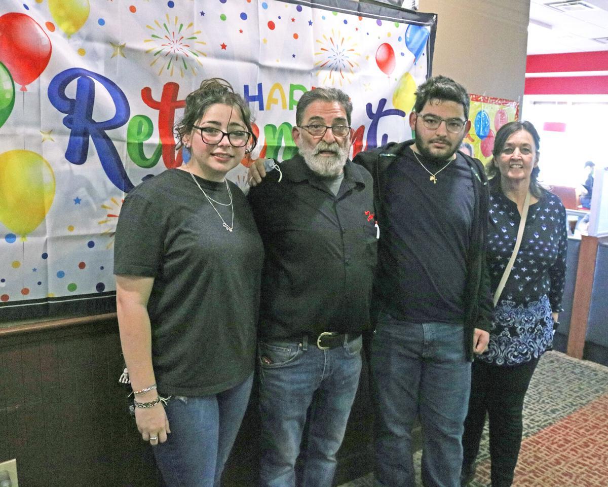 Long time Frisch's employee retires
