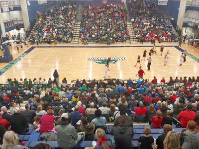 Packed house