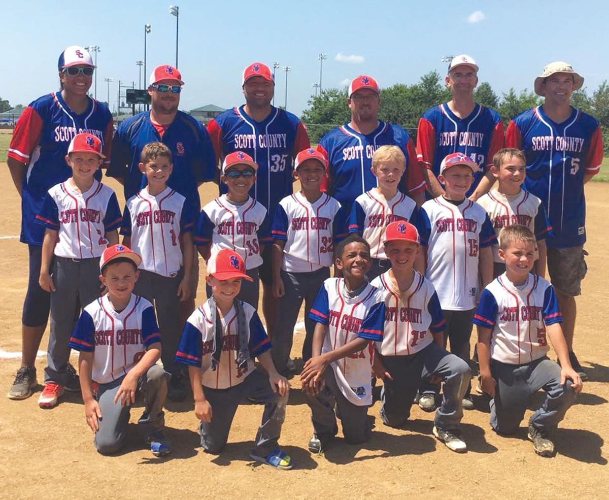 youth baseball 9u stars excel in state pool play