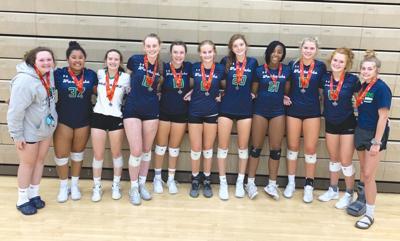 Warhawks win medals