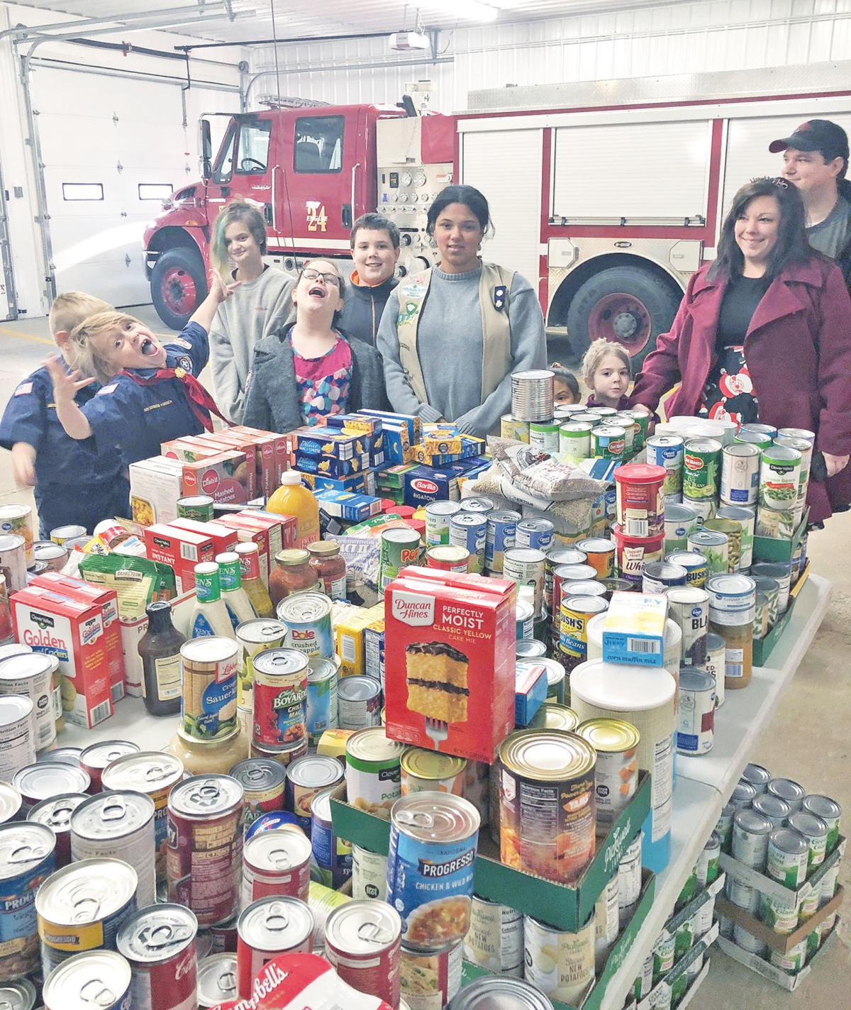 Food baskets making impact in community