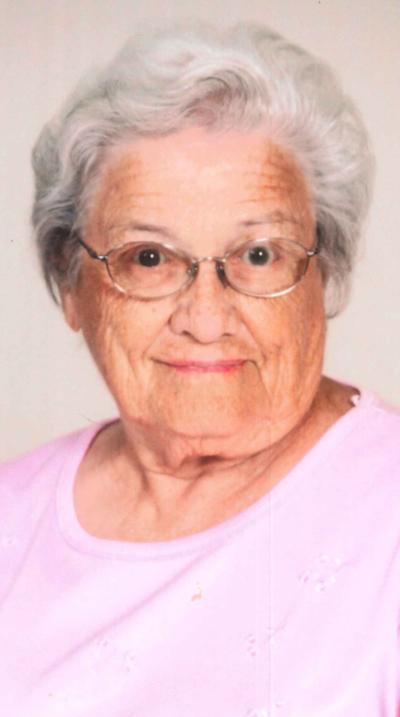 """Margarette """"Marge"""" (Barnett) Handy"""