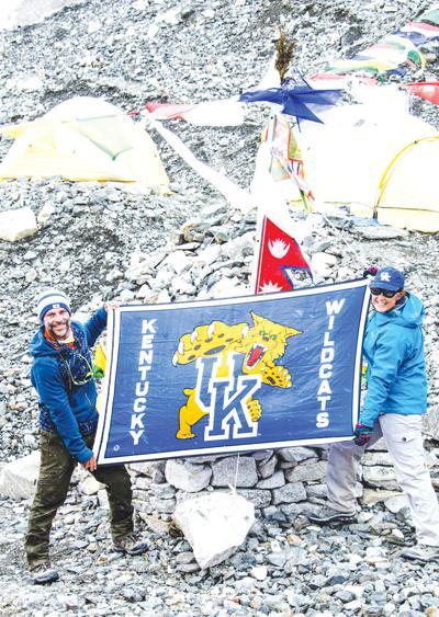 Big Blue banner