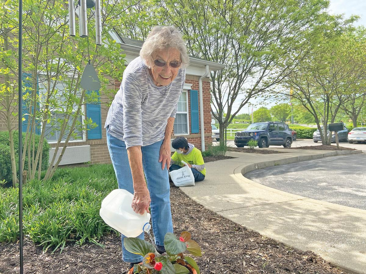 Residents eager to celebrate Mother's Day